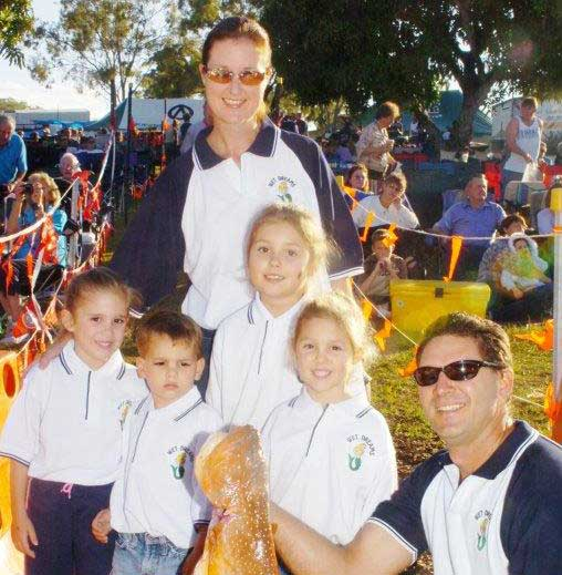 McGuire Family – Supporting the Hook Up for 20 years!